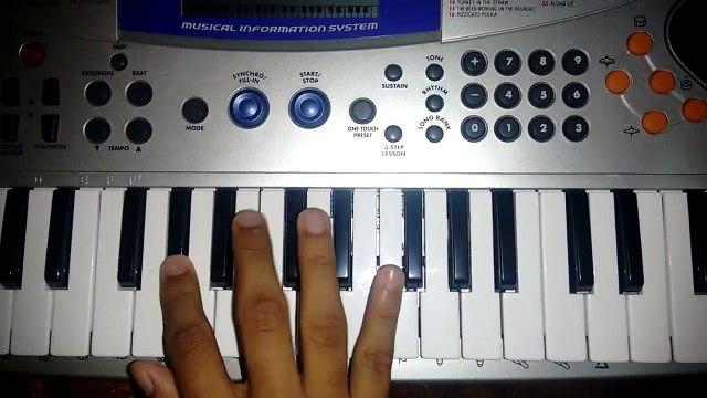 Pappi De Parula(Marathi Song) - Piano Tutorial