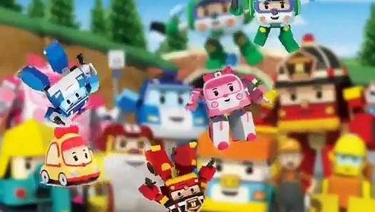 Robocar poli mini cartoon video dailymotion
