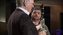 Clarinet Lessons, David Campbell, Clarinet Masterclass, Debussy Rhapsodie for clarinet