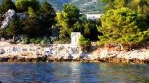 Makarski Jadran boat Trip - pozdraviamo, pozdrawiamo!!!- Tucepi, Makarska, Hvar, Brac [HD]
