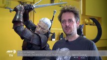 Polish video game The Witcher enchants world