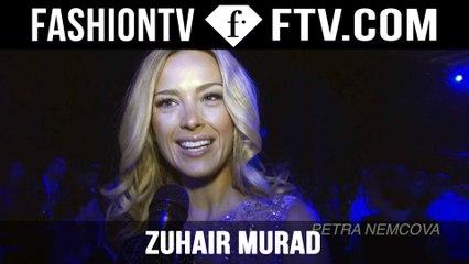 Zuhair Murad Front Row| Paris Haute Couture Fall/Winter 2015/16 | FashionTV
