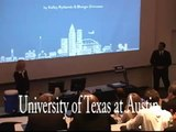 1st Place: Bhargav Srinivasan and Kelly Rytlewski, University of Texas at Austin