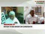 Nitish Kumar will be Janata Parivar's Chief Minister Candidate for Bihar