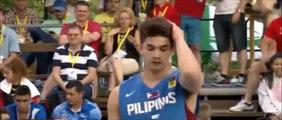 Kobe Paras Game Highlights 2015 3x3 FIBA U18 World Championship