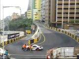 Toyota Supra Hybrid @ Macau street circuit