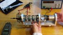 Kundel Magnetics  Prototype Motor 2 (ver 2.0)