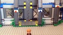 LEGO JURASSIC WORLD RAPTOR RAMPAGE ANIMATION