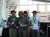 Bad Horse Chorus Snipes Jonathan Coulton at PAX 2008
