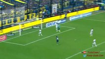 Increible golazo Rabona Jonathan Calleri! Boca Juniors 2-1 Quilmes Primera División 2015