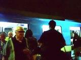 il fait beau dans le metro