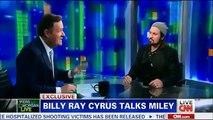 "Billy Ray Cyrus Talks Miley Cyrus' Twerking & VMA Controversy: ""That's Still My Miley"""