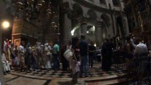Is the tomb structure of Jesus is 2,000 years old Church of the Holy Sepulchre, Jerusalem