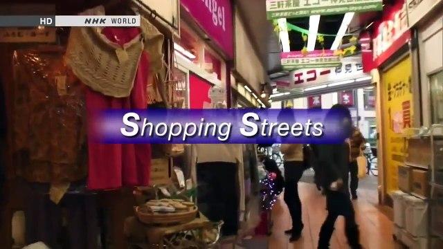BEGIN Japanology Japanese Shopping Streets ハイ・ストリート