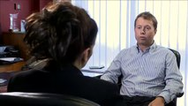 Dean's Story - company director with business protection cover who recently suffered a stroke.