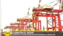 LUCIANA ON LINE 3   Luciana León saluda decisión del Ejecutivo sobre Oficinas Comerciales