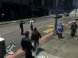 Gta 4 Pc Gameplay - Stupid Cops Forgets Criminal