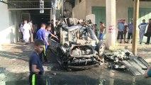 Gaza: cinq attentats visent le Hamas et le Jihad islamique