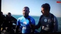 Mick Fanning Jeffreys Bay Shark Attack(Mick Fanning atacado por tubarão)