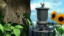 FLYING SQUIRRELS and the ANGRY ROBOT - 3D ANIMATION SHORT FILM - RECENT SHERIDAN G