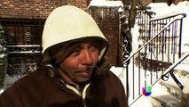 Un tercio de Estados Unidos bajo histórica ola de frío -- Noticiero Univisión