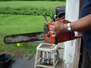 266 Husqvarna Chainsaw