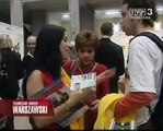 AIESEC Peace Project on Polish TV