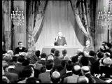 De Gaulle - Le sionisme,le conflit Israel Palestinne, israel et sa création