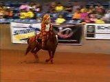 Ariat Tulsa Reining Classic - Freestyle Reining - Eye Of The Tiger