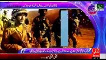 Special Video of General Raheel Sharif in Waziristan with Soldiers on Eid