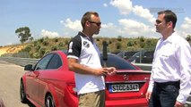 Interview with Friedrich Eichler from AMG on the engine of the C 63 AMG Coupé