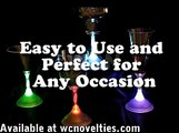 LED Drinkware  --  Check Out the Varieties of Style and Color with LED Drinkware!