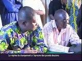 Bénin - Yayi Boni - Adrien Houngbédji - Bio Tchané- La conférence de presse de Gbadamassi