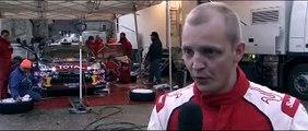 Citroën Total World Rally Mikko Hirvonen prueba  del DS3 WRC en Monte Carlo