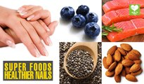 Superfoods for Healthier Nails | Health Tips | Educational Video