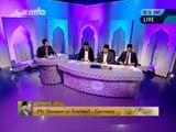 Live MTA International Nazm/Nazam/Poem Competition 11 July 2015 (Mir Naseem Ur Rashid) Part 1 of 2