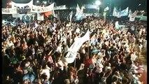 16 de Nov 2010. Festejos del Bicentenario de Curuzú Cuatiá. Cristina Fernández de Kirchner