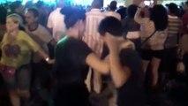 Muchachito Dancing Salsa @ Las Fiestas Patronales de Caguas, Puerto Rico