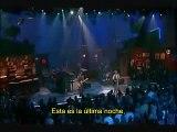 Bon Jovi - Last night subtitulos español