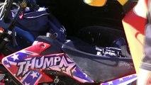 BACKFLIP & CORDOVA - GENUINE THUMPSTAR TSR 125cc - BRODY GRAHAM -  PIT BIKE MINI MOTO  PIT BIKE FMX