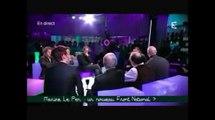 Alain Soral sur la Tunisie et Marine Le Pen  (ce soir ou jamais)
