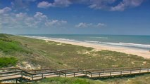 SOUTH PONTE VEDRA BEACH to FLAGLER #46 Beaches Ocean Waves Florida Relaxing Wave Sounds Scenes