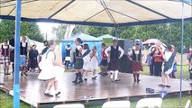 Children Scottish Highland Dancing At Glen Innes 2015