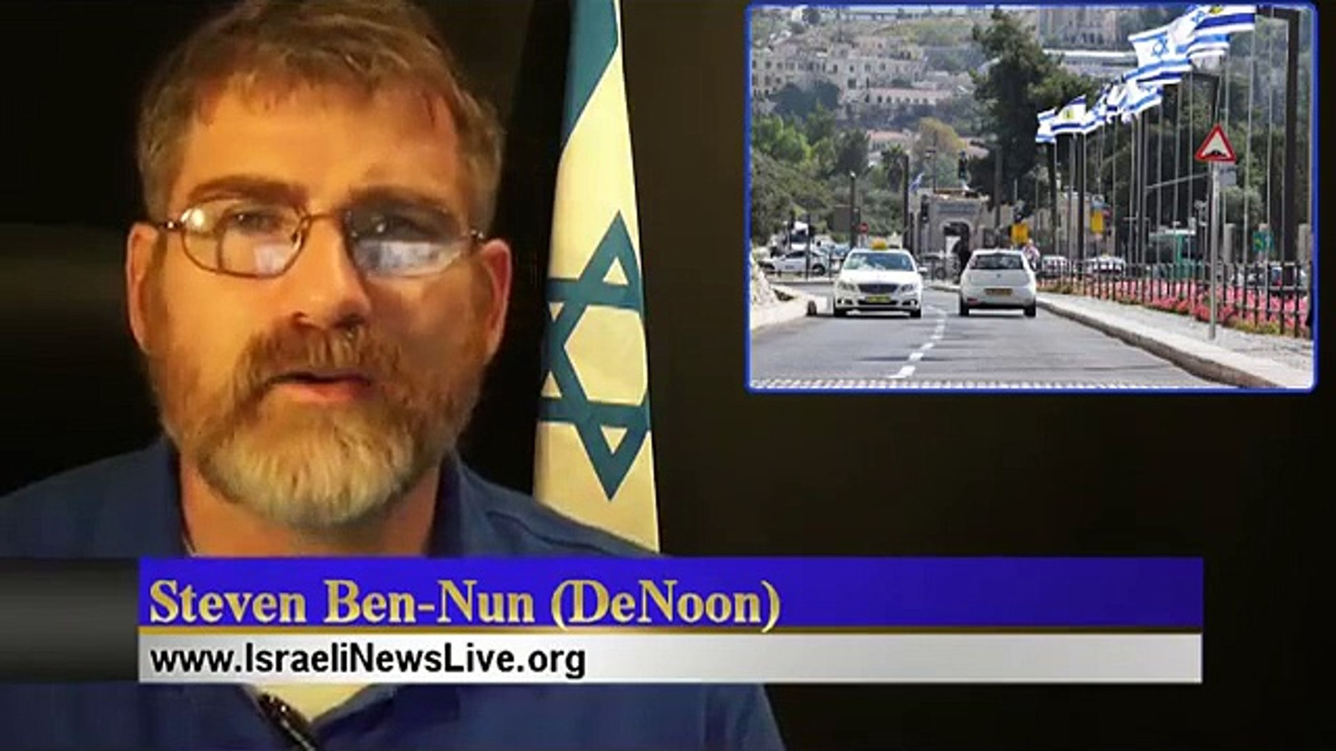 Israeli News Live - Israel Ready For War!