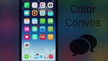 Color Convos • Changer la couleur des messages sur iPhone ! - Tweak Cydia