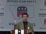 Ron Paul's son Rand Paul at the Montana GOP Kick-Off