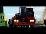 Cadburys Advert Airport Truck Race New!! HQ!