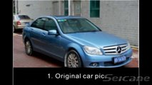 Audio 20 radio cd upgrade, 2007 2008 2009 2010 2011 Mercedes C W204