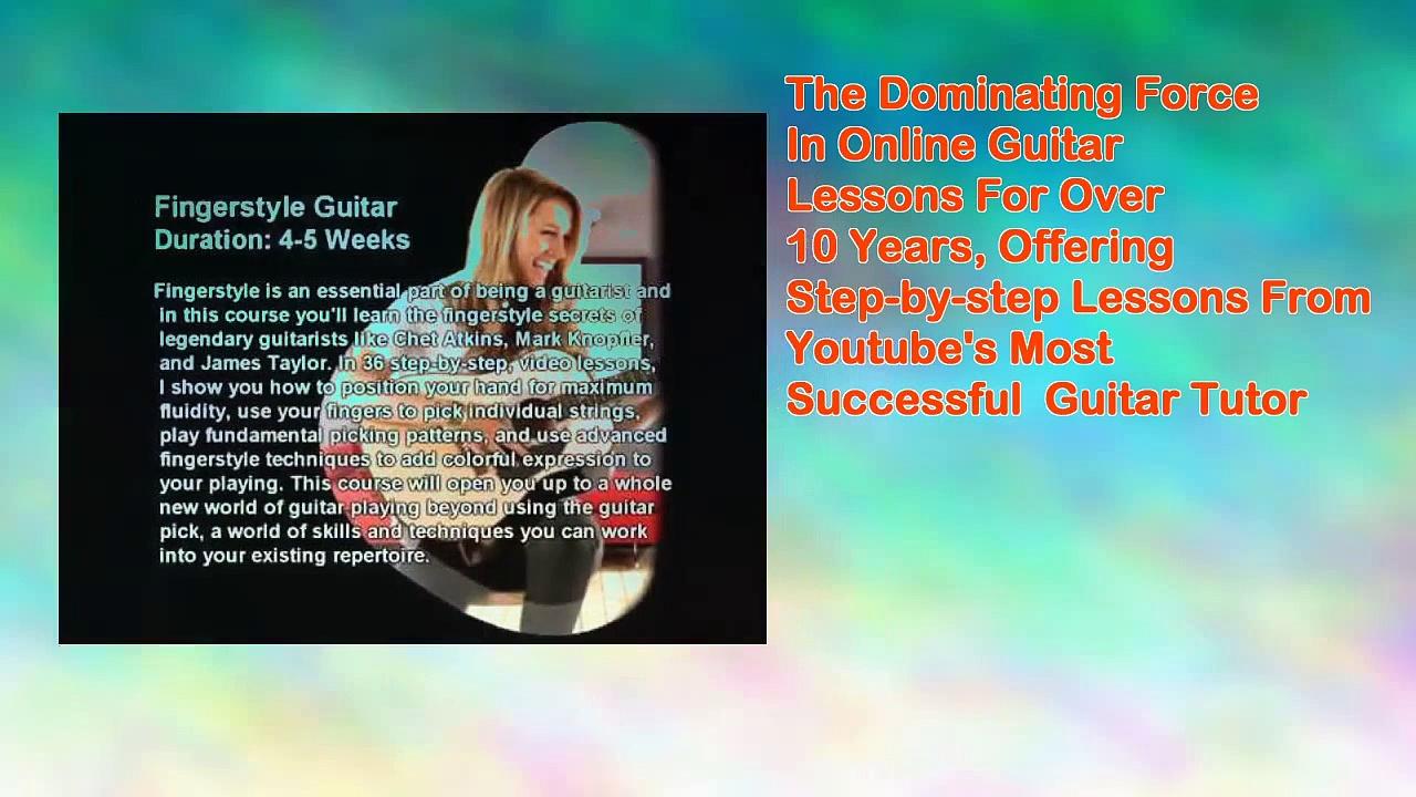 Jamorama – The Ultimate Guitar Learning Guide