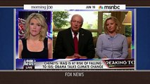 The Right (Megyn Kelly) & Left (Chris Matthews And John Heilemann) Join Forces To Pummel Dick Cheney